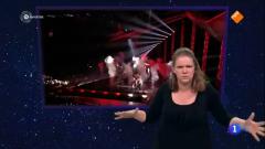 Los intérpretes de la lengua de signos, en el Fetival de Eurovisión, han causado sensación
