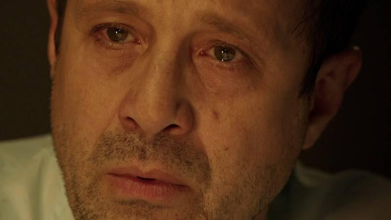 La Caza. Monteperdido - Rafael acusa a Simón de haberle presionado con las niñas
