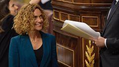"""Meritxell Batet pide """"respeto a la ley, consenso y dignidad"""" en el inicio de la legislatura"""