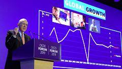 La OCDE pide a EE.UU. y China que detengan la escalada de tensiones comerciales