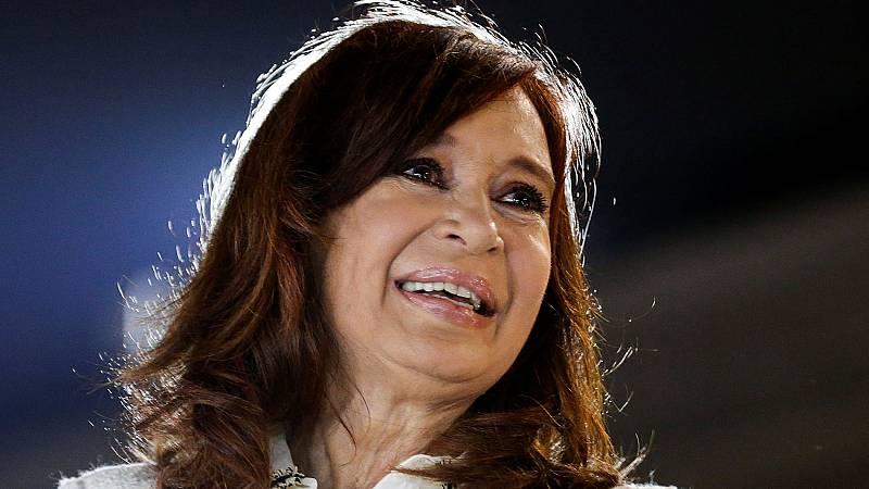 Cristina Fernández de Kirchner declara por un caso de corrupción