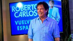 Después de 35 años sin actuar en España, Roberto Carlos ofrece un concierto este fin de semana en Madrid