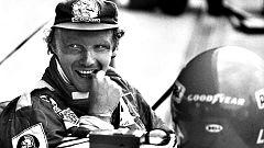 Niki Lauda, el desheredado que se hizo campeón del mundo