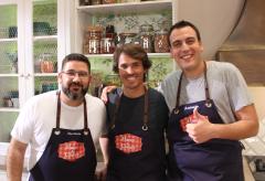 """El chef Nino Redruello visita """"Hacer de comer"""""""