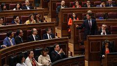 La XIII Legislatura arranca con una bronca primera sesión