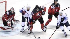Hockey sobre hielo - Campeonato del Mundo Masculino 2019: Canadá - Estados Unidos