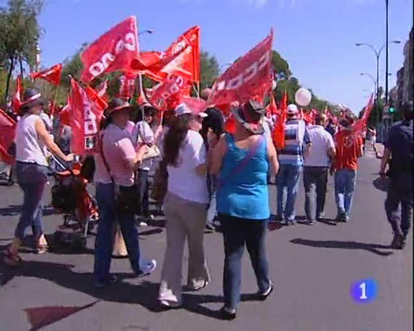 Noticias Andalucia (10/06/09)