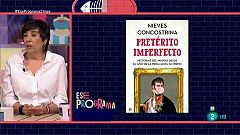 Ese programa  - Nieves Concostrina nos habla en 'Pretérito imperfecto'