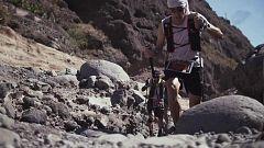 Carrera de montaña - Ultra trail Transvulcania 2019