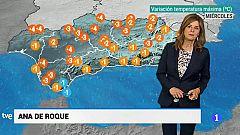 El tiempo en Andalucía - 22/05/2019