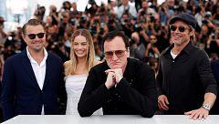 """Tarantino lleva a Cannes la """"incomprensible"""" fascinación por Charles Manson"""