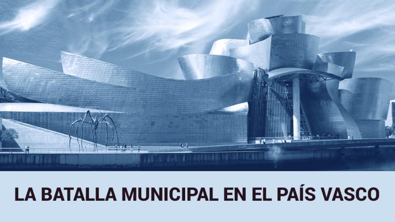 El País Vasco elige a sus alcaldes y a sus representantes en Juntas Generales el 26M