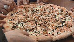 Aquí la tierra - Berberechos, ¡hasta en la pizza!