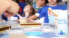 España Directo - Escuela de pequeños científicos