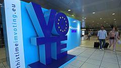 Así se viven los Veintiocho las elecciones europeas