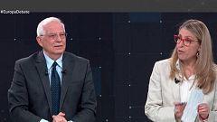 """Palop propone una conferencia europea sobre la deuda y Borrell le responde que """"se está haciendo"""""""