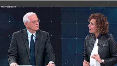 Los mejores momentos del debate a nueve de las elecciones europeas