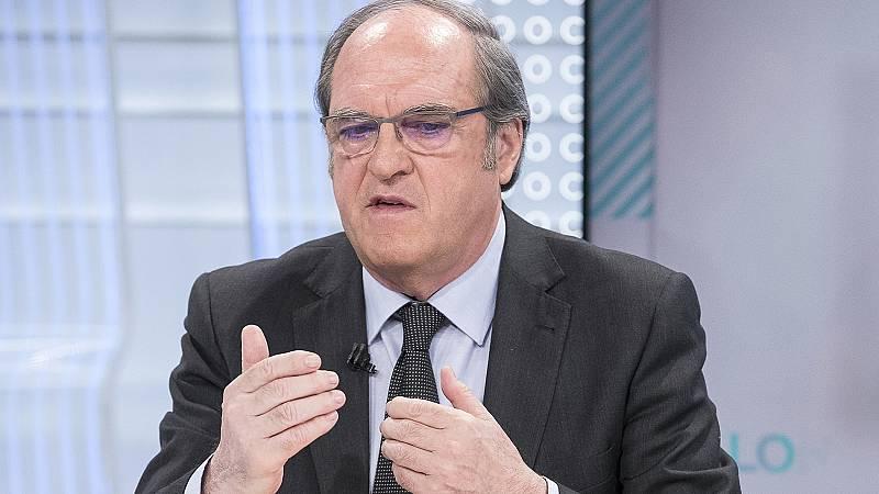 """Gabilondo (PSOE): """"Es indispensable cambiar el modelo de financiación autonómica"""""""