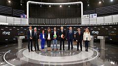Especial informativo - Debate Elecciones Europeas 26-M 2019 - Lengua de signos