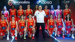 La selección española femenina de baloncesto comienza su concentración para el Eurobasket