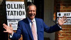 Los británicos votan en las elecciones europeas condicionados por el 'Brexit'