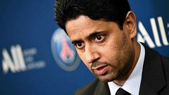 """El presidente del PSG, Nasser Al-Khelaïfi, imputado por """"corrupción"""" por el Mundial de atletismo de Catar"""