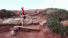 Carrera de montaña - Trail de Menorca - Camí de cavalls 2019