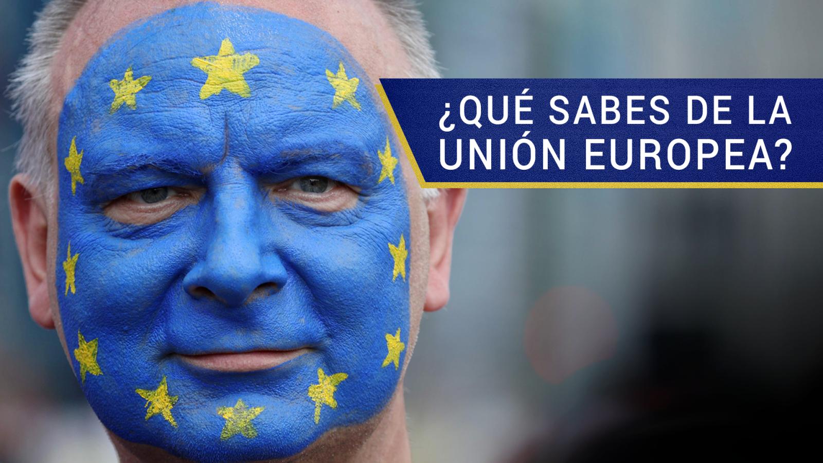 ¿Qué sabes de la Unión Europea?
