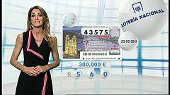 Lotería Nacional + La Primitiva + Bonoloto - 23/05/19