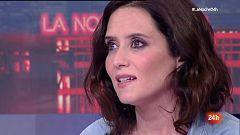 """Díaz Ayuso(PP): """"Las políticas de Manuela Carmena y Podemos son totalitarias"""""""