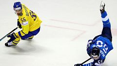 Hockey sobre hielo - Campeonato del Mundo Masculino 2019: Cuartos de final: Finlandia-Suecia