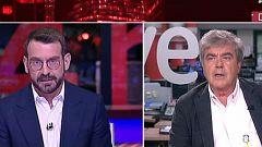 """Gorka Knörr (Junts): """"Se demostrará que el president Puigdemont tendrá su sitio en el Parlamento europeo"""""""