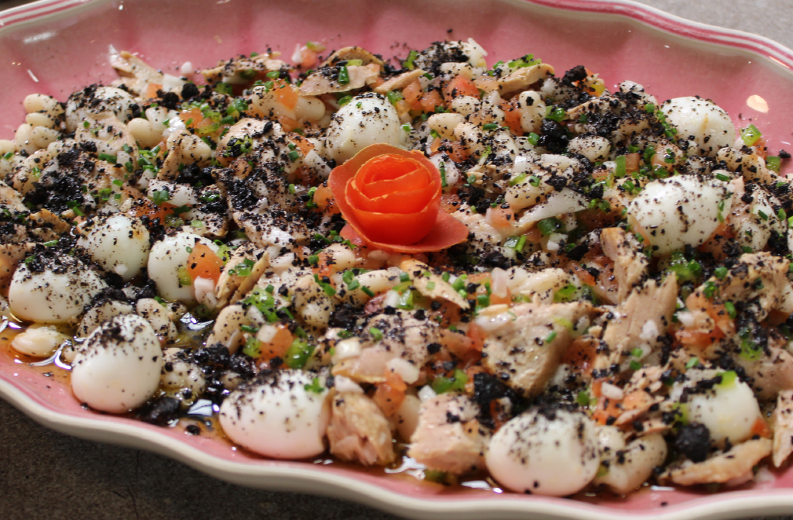 16 recetas tradicionales de Ensalada De Alubias | Craftlog