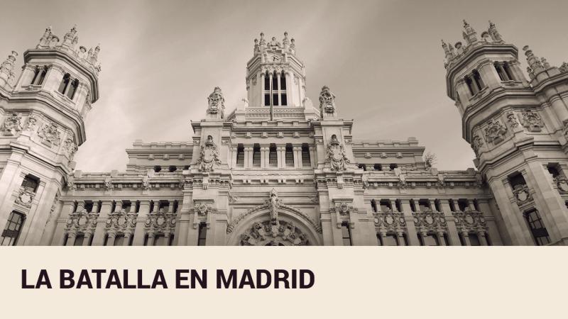 26M: Las claves de las elecciones al Ayuntamiento de Madrid