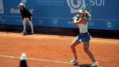 Tenis - Torneo WTA La Bisbal