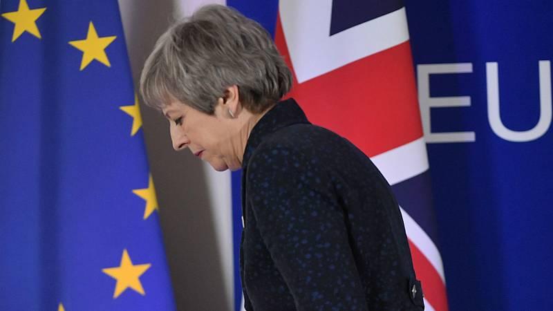 Theresa May, la primera ministra que fracasó con el 'Brexit'