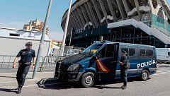 Final Copa del Rey 2019 - Más de 2.500 efectivos conforman el dispositivo de seguridad