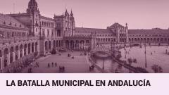 Tres claves de las elecciones municipales en Andalucía