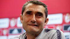 """Valverde: """"Todos somos responsables de todo"""""""