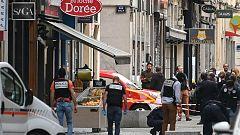 Al menos 13 heridos en una explosión en Lyon