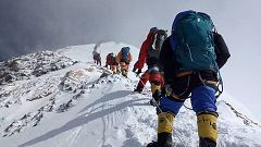 Aumenta a diez el número de muertos esta temporada en el Everest