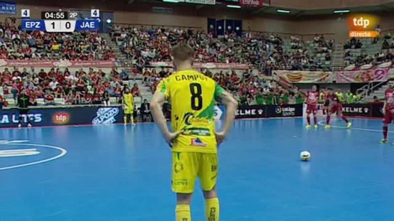 Empata Jaén a cinco minutos del final (1-1)