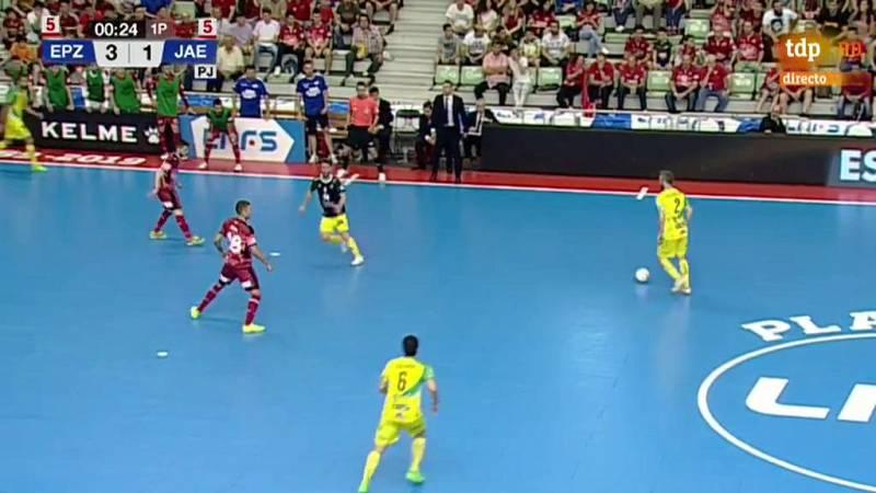Gol de Míchel (3-2)
