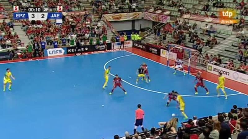 Entre Miguelín y Pito finiquitan el partido (4-2)