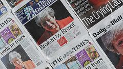 Cinco candidatos aspiran a liderar el partido conservador británico tras la dimisión de Theresa May