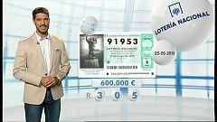 Lotería Nacional - 25/05/19
