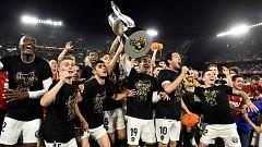 Futbol - Postpartido. Final Copa del Rey 2019