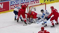 Hockey sobre hielo - Campeonato del Mundo Masculino 2019 1ª Semifinal: Rusia- Finlandia