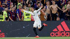Resumen de la final de Copa en dos minutos
