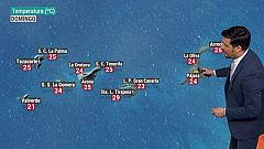El tiempo en Canarias - 26/05/2019